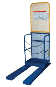 "Stockpicker Work Platform-30"" x 20"""
