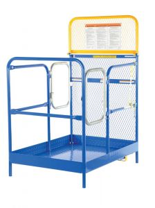 Forklift Work Platforms-Dual